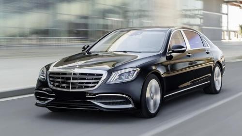 Bảng giá Mercedes năm 2019