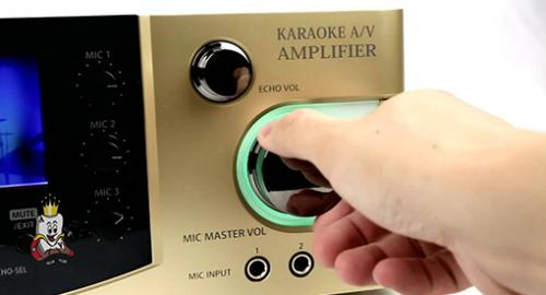 RA MẮT SẢN PHẨM AMPLI MỚI HIỆN ĐẠI TÍCH HỢP LCD CỦA BMB